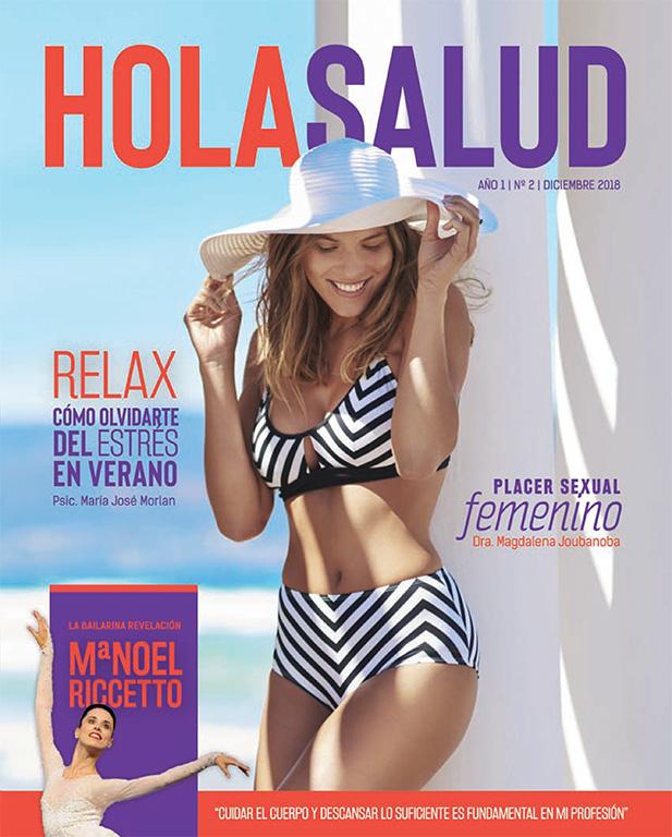 Revista Hola Salud Diciembre