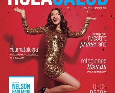 Revista Hola Salud - Edición Aniversario - Noviembre 2019