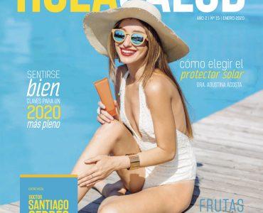 Revista Hola Salud - Enero 2020 - tapa