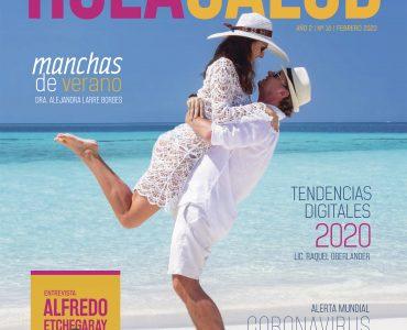 Revista Hola Salud - Edición 2020 - tapa